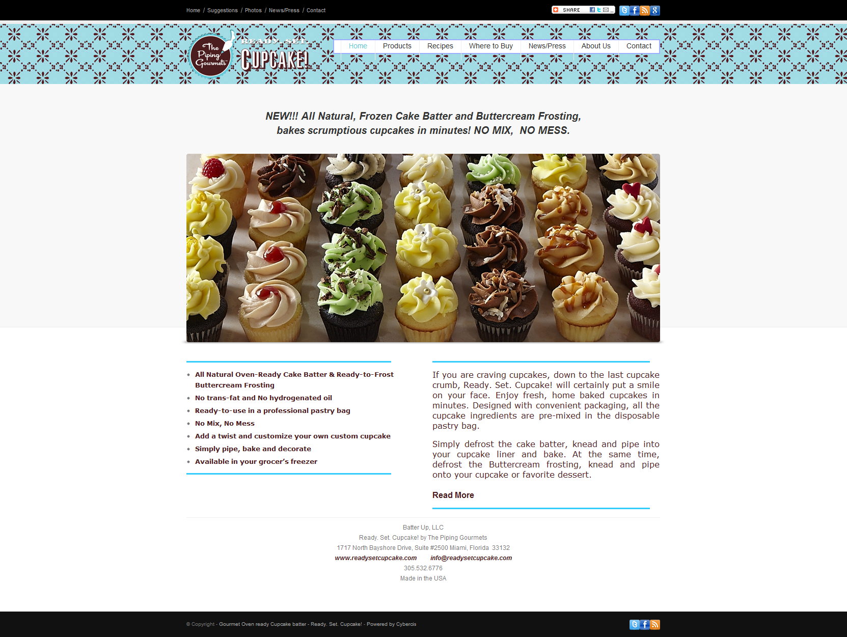 Gourmet-Natural-home-baked-cupcakes-in-minutes